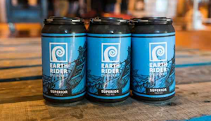 Logo-Earth Rider Beer